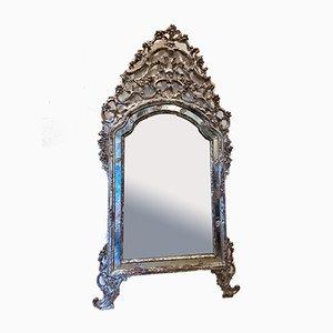 Vintage Spiegel im Louis XV Stil