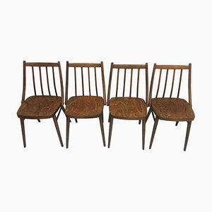 Dining Chairs by Antonín Šuman, 1966, Set of 4