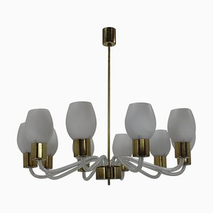 Large Chandelier from Kamenicky Senov, 1960s