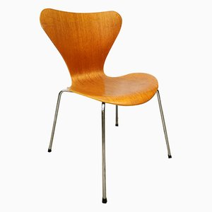 Vintage Butterfly Dining Chair by Arne Jacobsen for Fritz Hansen, 1990s