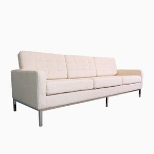 3-Seat Sofa by Florence Knoll Bassett for Knoll International, 1960s