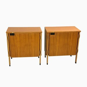 Small Storage Units by Ico Parisi, Italy, 1960s, Set of 2