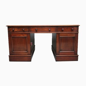 19th Century Mahogany Desk