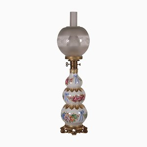 Antique Table Lamp from Sevres