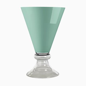 New Romantic Glass Cup in Neo Mint from VGnewtrend