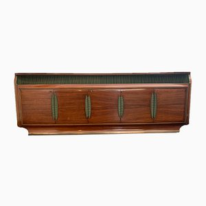 Long Rosewood Sideboard from Dassi, 1950s