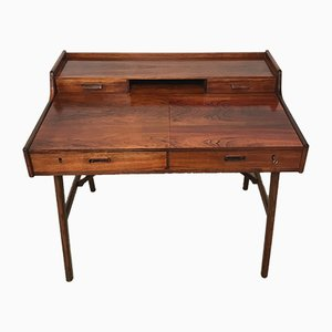 Danish Rosewood Model 65 Dressing Table by Arne Wahl Iversen for Vinde Møbelfabrik, 1960s