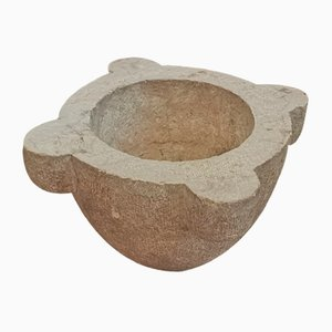 Antique Italian Stone Mortar