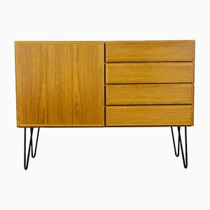 Danish Teak Sideboard with Drawers from Omann Jun, 1970s
