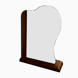 Art Deco Beveled Mirror, 1930s