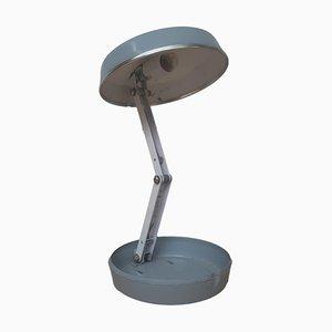 Mid-Century Retractable Capsule Travel Lamp, 1960s