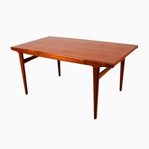 Mid-Century Scandinavian Style Teak Dining Table by Johannes Andersen, 1960s