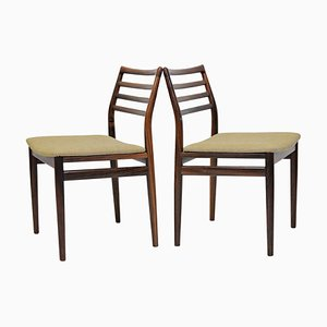 Rosewood Dining Chair by Erling Torvits for Sorø Stolefabrik, 1960s