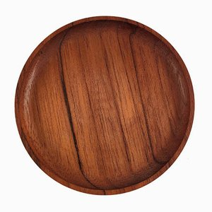 Mid-Century Teak Coasters from Laurids Lonborg, Set of 6
