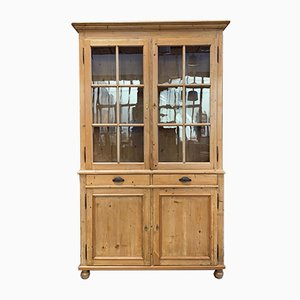 Antique Showcase in Fir Tree