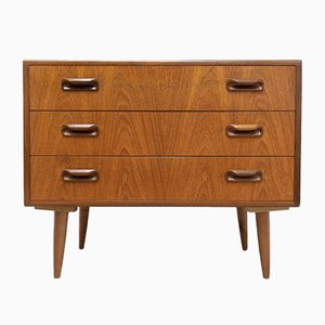 Mid-Century Teak Chest of Drawers by E Gomme for G-Plan, 1960s