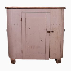 English Huffer Cupboard, 1860s