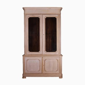 French Oak Bookcase, 1820s