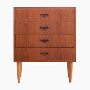 Danish Chest of 4-Drawers, 1970s