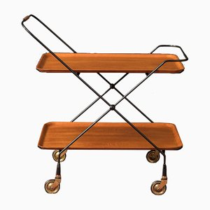 Serving Trolley from Ary Farnér Produkter Nybro, 1950s