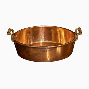 Victorian Copper Pan