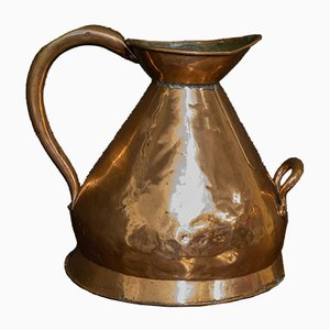 Victorian Copper Harvest Flagon
