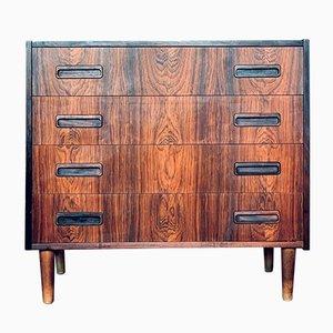 Danish Rosewood Dresser by K. Erik Jensen, 1960s
