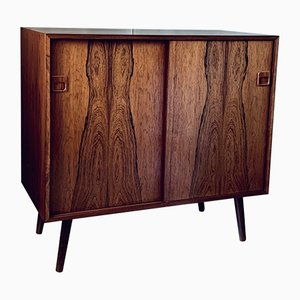 Danish Rosewood Sideboard by Brouer for Hjørnebo, 1960s