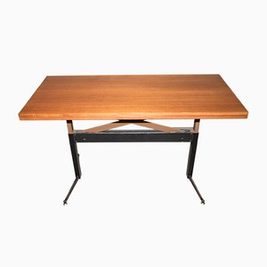 Mid-Century Teak Transformable Coffee Table, 1960s