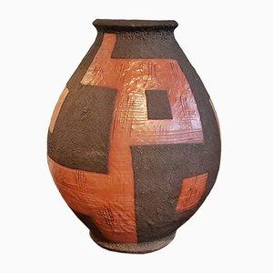 Floor Vase by Gerda Heukeroth & Heinz Siery for Carstens Tönnieshof, 1960s