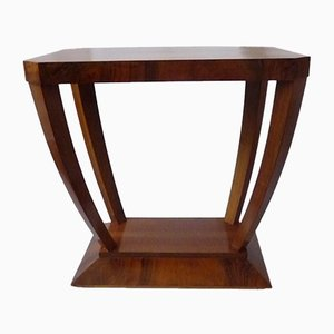 French Art Deco High Side Table, 1920s