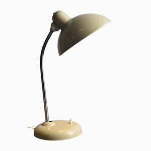 Industrial Style Metal Desk Lamp, 1950s