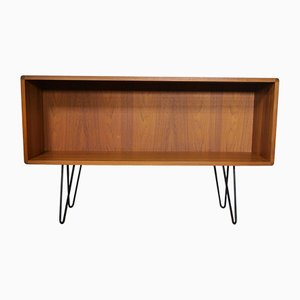 Danish Modern Hairpin Sideboard, 1970s
