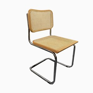Vintage B32 Cesca Chair by Marcel Breuer, 1970s