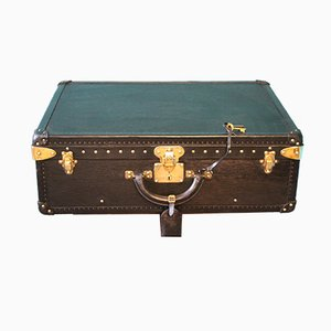 Black Alzer 65 Suitcase by Louis Vuitton, 1980s