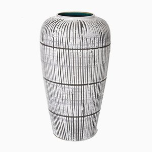Mid-Century Fat Lava Vase from Scheurich, 1960s
