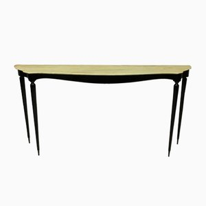 Large Mid-Century Italian Console Table, 1950s