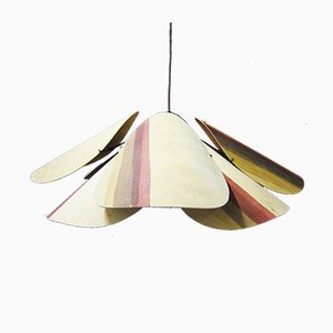 Leaf Ceiling Lamp, 1970s