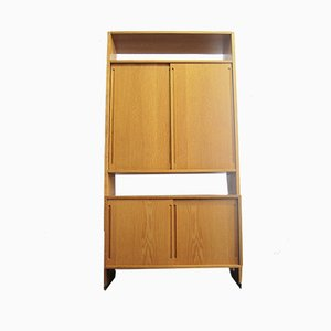 Shelf Highboard in Oak by Hans J. Wegner for Ry Møbler, 1960s