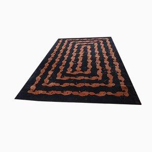 Footprint Carpet by Richard Long for Vorwerk, 1990s