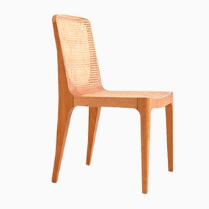 Bossa Mesh Chair in Beech by Jader Almeida for Sollos