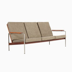 Mid-Century Modern Teak Bench or Sofa Attributed to TopForm, 1960s
