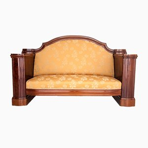 Antique Biedermeier Sofa, 1870s
