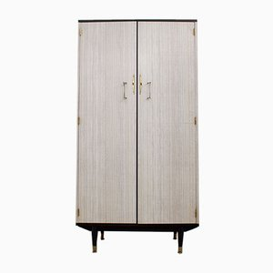 Mid-Century Teak Wardrobe from Berry, 1960s