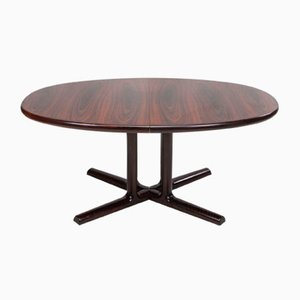 Danish Rosewood Folding Dining Table from Dyrlund, 1960s