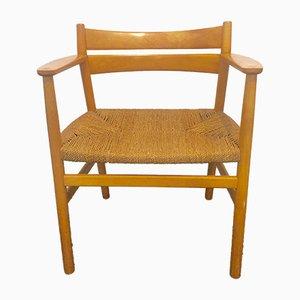 BM2 Stuhl von Børge Mogensen für CM Madsen, Dänemark, 1970er