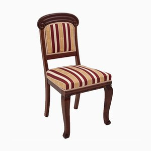 Antique Biedermeier Dining Chairs, 1900s, Set of 4