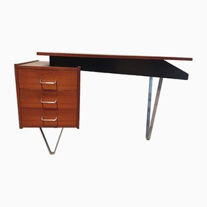 Desk by Cees Braakman for Pastoe, 1950s