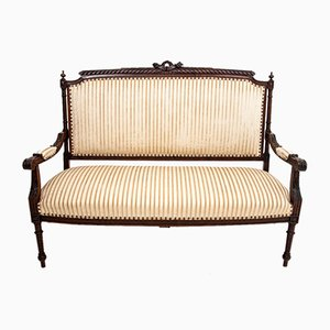 Antique Chippendale Sofa