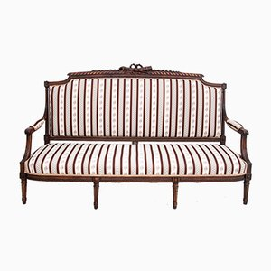 Antique Eclectic Style Sofa, 1900s